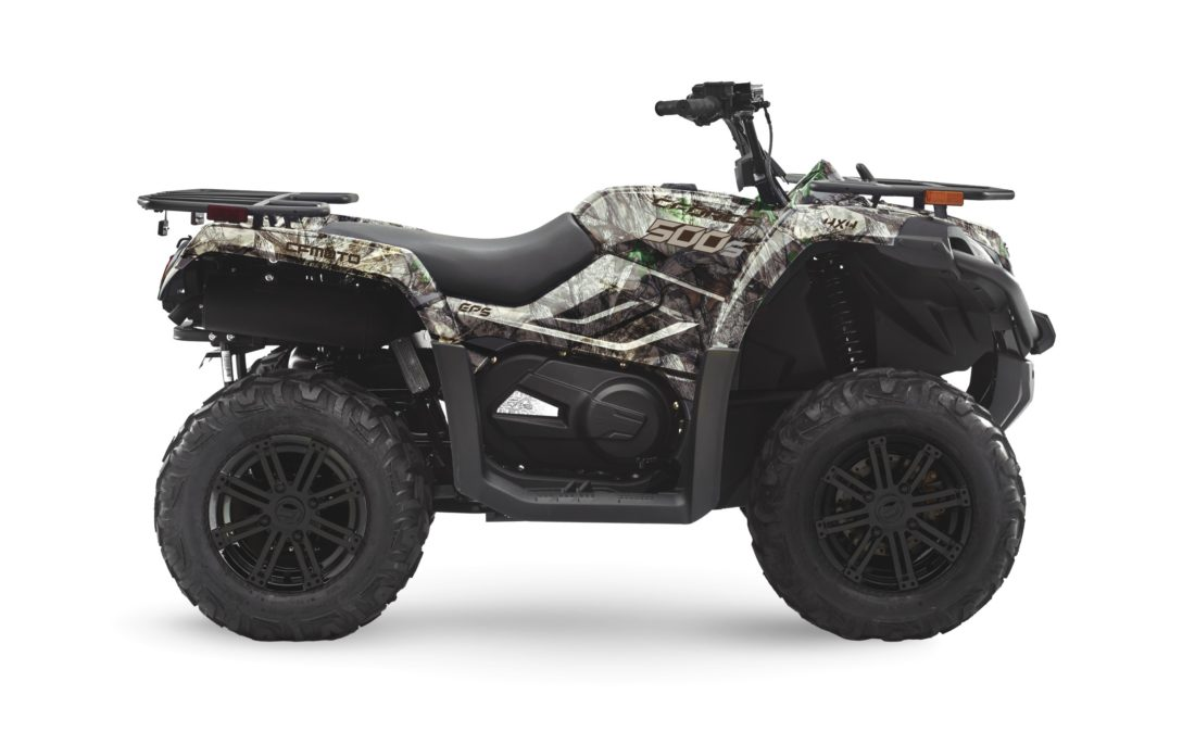 CForce 500 EPS Camo PR Right 2020