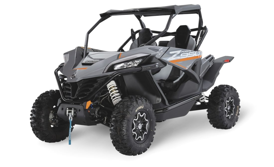 ZForce 950 EX Gray 3Q 2020