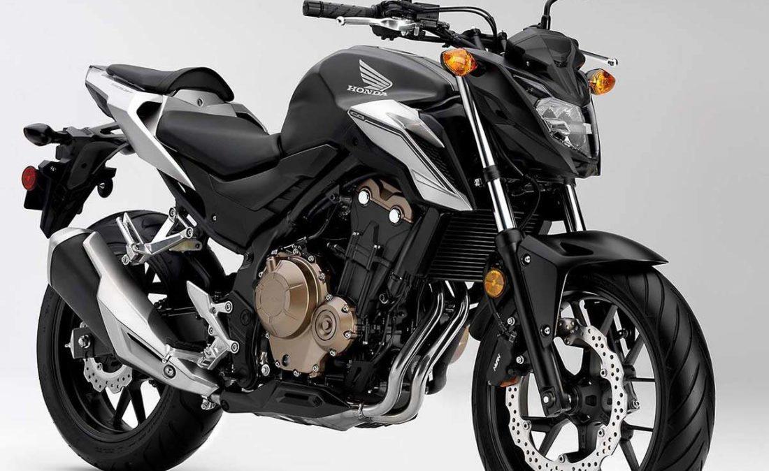 Honda CB500F 16 1